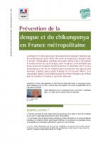 Dengue – Chikungunya